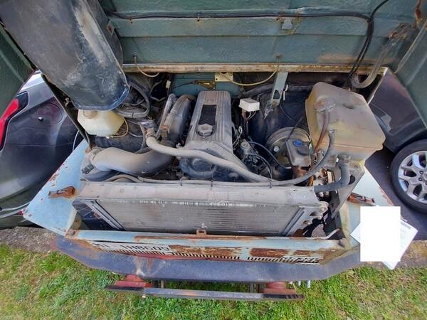 1#6015 Autocarro Bremach in vendita - foto 2