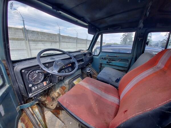 1#6015 Autocarro Bremach in vendita - foto 11