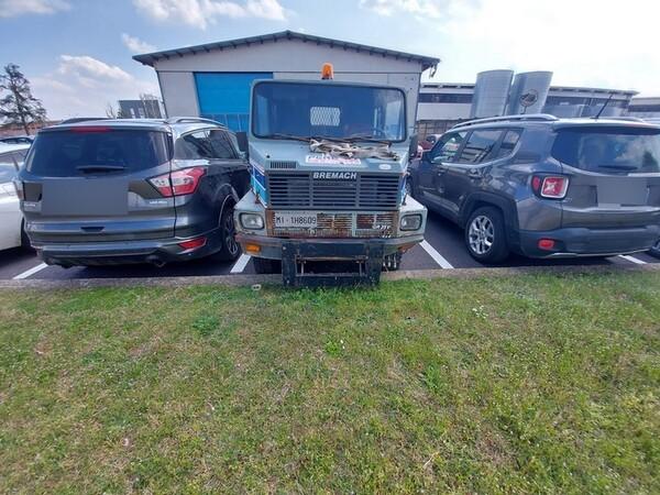 1#6015 Autocarro Bremach in vendita - foto 12