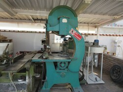 Sega a nastro Centauro e attrezzature lavorazione legno - Lotto 0 (Asta 6017)