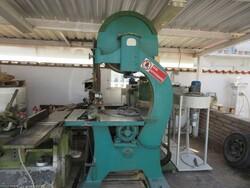 Sega a nastro Centauro e attrezzature lavorazione legno - Lotto 1 (Asta 6017)