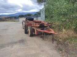 Bartoletti trailer - Lot 3 (Auction 6019)