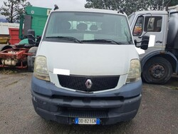 Autocarro Renault Mascott - Lotto 4 (Asta 6019)