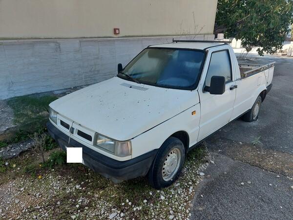 1#6021 Autocarro Fiat Fiorino in vendita - foto 1