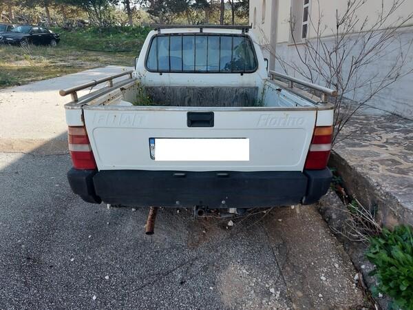 1#6021 Autocarro Fiat Fiorino in vendita - foto 3