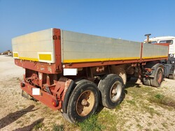 Viberti semi trailer - Lot 2 (Auction 6021)