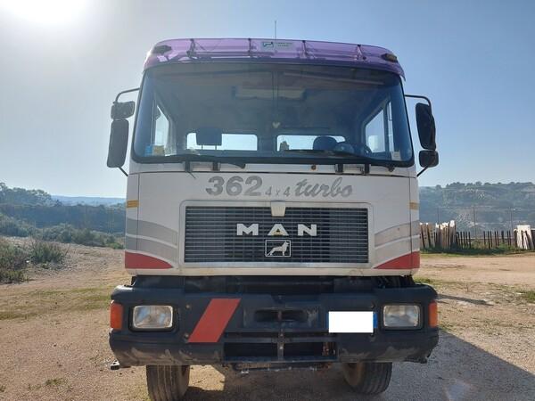 4#6021 Trattore stradale Man in vendita - foto 1