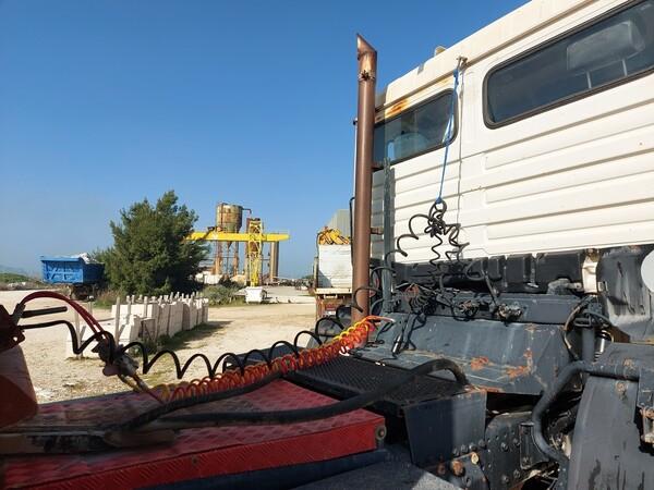 4#6021 Trattore stradale Man in vendita - foto 7