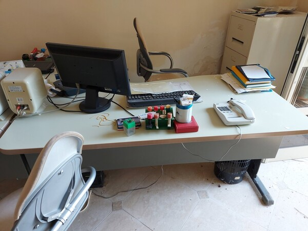 6#6021 Arredamento ufficio in vendita - foto 5