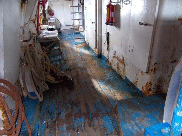 1#6023 Motopeschereccio per la pesca a strascico in vendita - foto 20