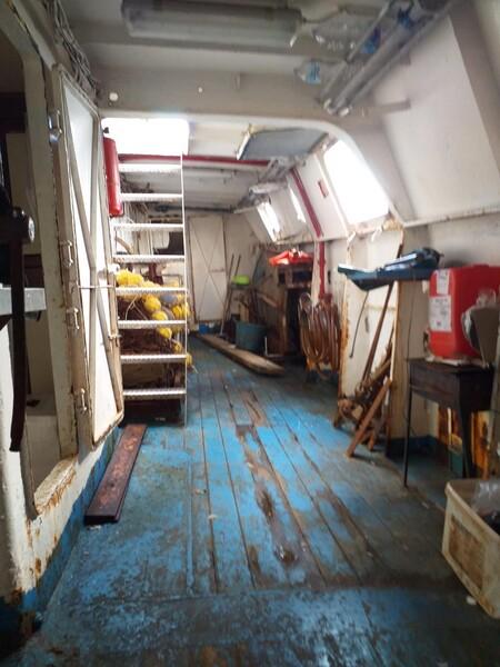 1#6023 Motopeschereccio per la pesca a strascico in vendita - foto 25