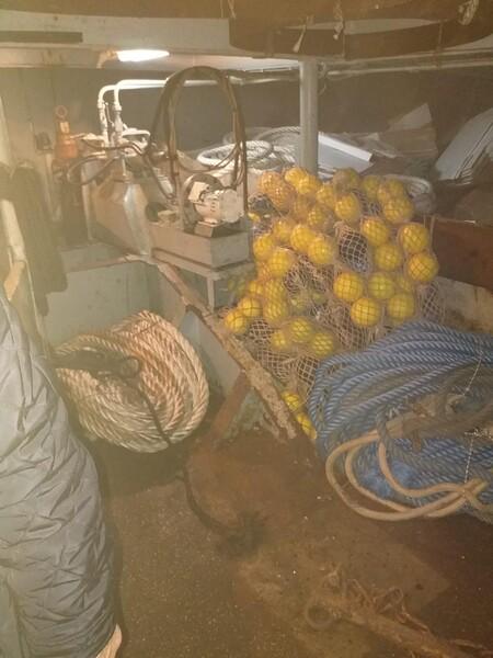 1#6023 Motopeschereccio per la pesca a strascico in vendita - foto 29