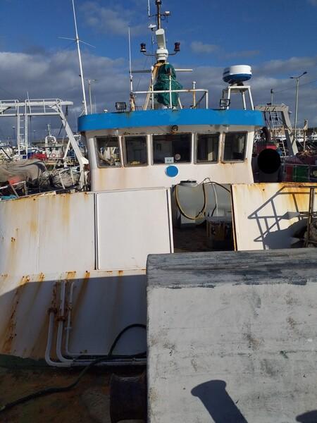 1#6023 Motopeschereccio per la pesca a strascico in vendita - foto 49