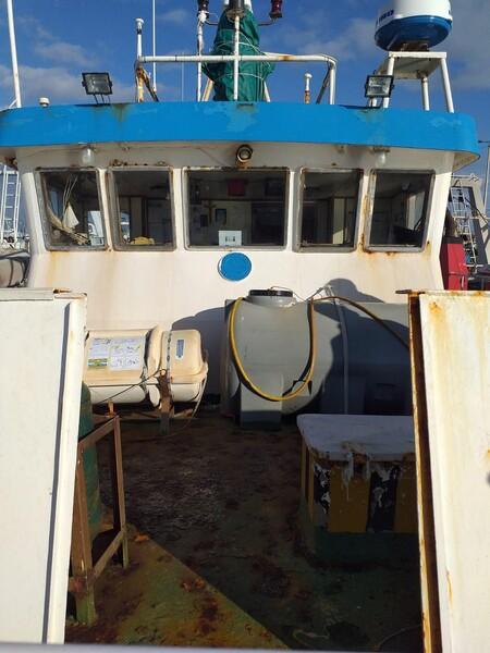 1#6023 Motopeschereccio per la pesca a strascico in vendita - foto 50