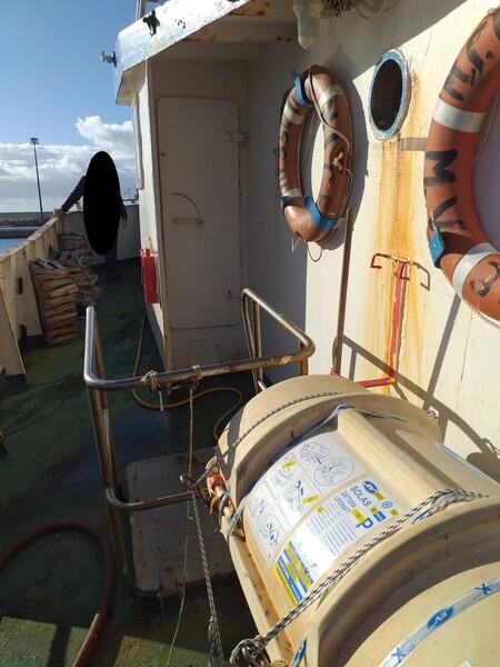1#6023 Motopeschereccio per la pesca a strascico in vendita - foto 55
