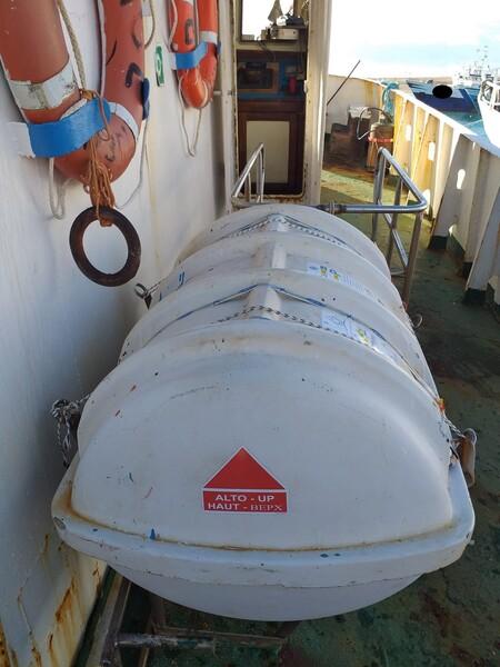 1#6023 Motopeschereccio per la pesca a strascico in vendita - foto 58