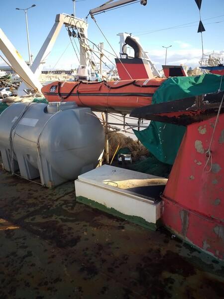 1#6023 Motopeschereccio per la pesca a strascico in vendita - foto 59