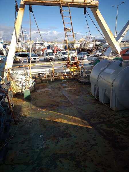 1#6023 Motopeschereccio per la pesca a strascico in vendita - foto 62