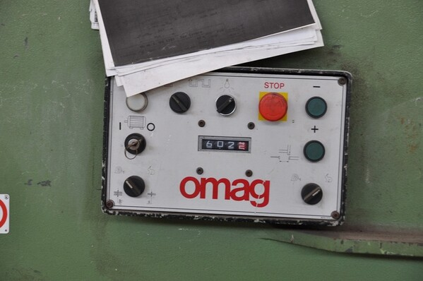 17#6024 Cesoia Omag in vendita - foto 3
