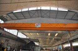 Overhead crane - Lot 18 (Auction 6024)