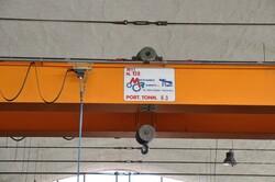 Overhead crane - Lot 19 (Auction 6024)