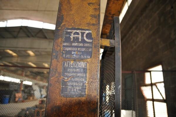 24#6024 Trapano a colonna Titex e transpallet in vendita - foto 25