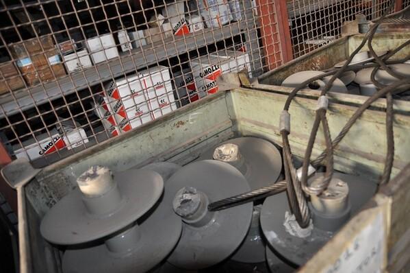28#6024 Ricambi e pulegge in vendita - foto 4