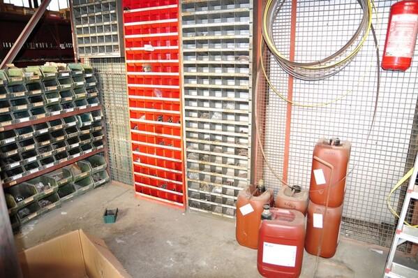 28#6024 Ricambi e pulegge in vendita - foto 8