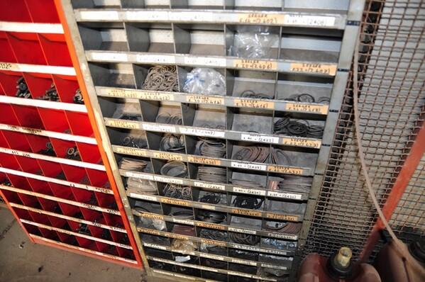 28#6024 Ricambi e pulegge in vendita - foto 9