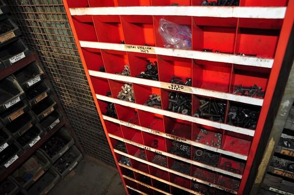 28#6024 Ricambi e pulegge in vendita - foto 10