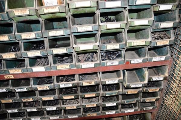 28#6024 Ricambi e pulegge in vendita - foto 11
