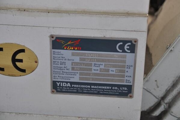 3#6024 Tornio Lymco in vendita - foto 2