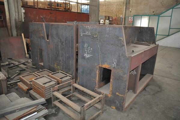 31#6024 Semilavorati e scarti ferrosi in vendita - foto 1