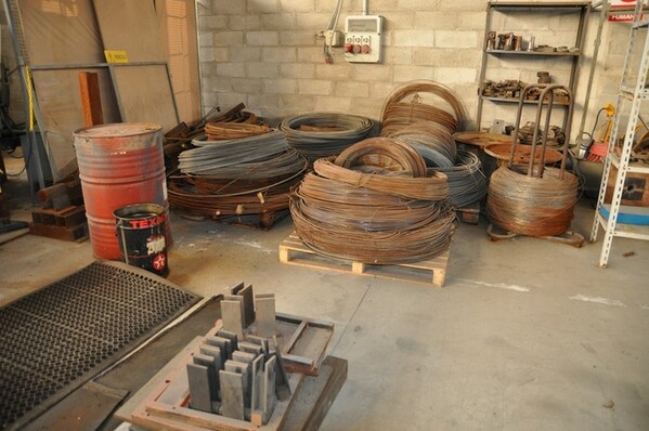 31#6024 Semilavorati e scarti ferrosi in vendita - foto 21