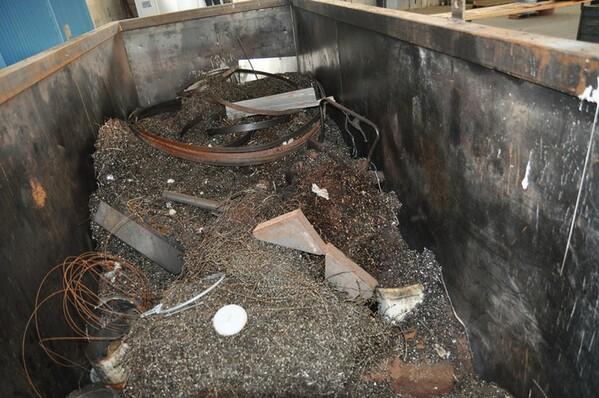 31#6024 Semilavorati e scarti ferrosi in vendita - foto 24