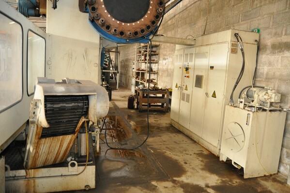 7#6024 Fresatrice Solaluce Butler in vendita - foto 9