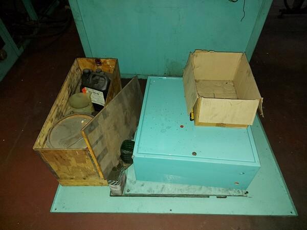 10#6026 Sinterizzatrici Arga Fabes e Arga Automazioni in vendita - foto 12