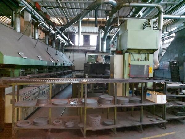 14#6026 Linea con forni Sofind e presse Electromodul in vendita - foto 3