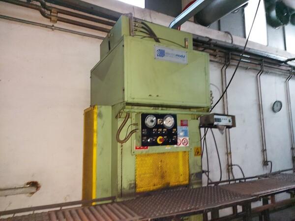 14#6026 Linea con forni Sofind e presse Electromodul in vendita - foto 6