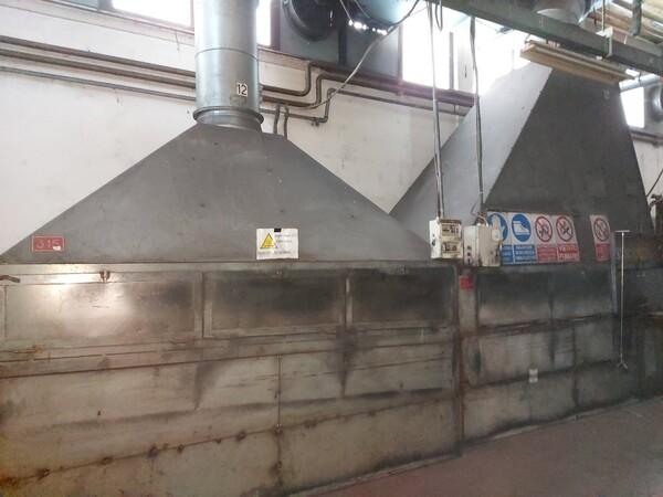14#6026 Linea con forni Sofind e presse Electromodul in vendita - foto 8