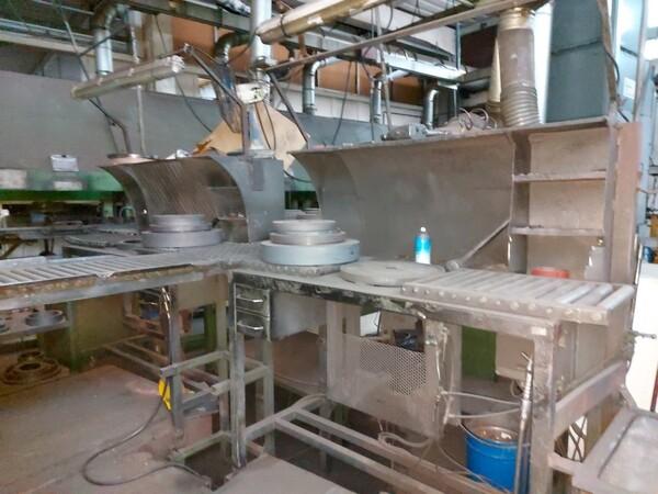 14#6026 Linea con forni Sofind e presse Electromodul in vendita - foto 9