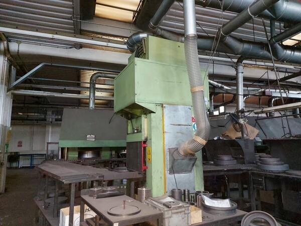 14#6026 Linea con forni Sofind e presse Electromodul in vendita - foto 10