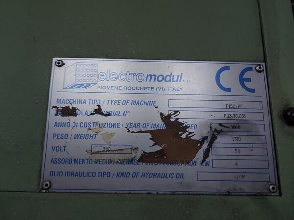 14#6026 Linea con forni Sofind e presse Electromodul in vendita - foto 11