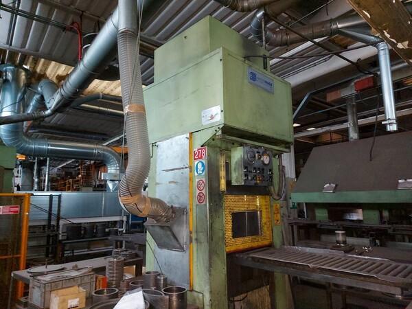 14#6026 Linea con forni Sofind e presse Electromodul in vendita - foto 12