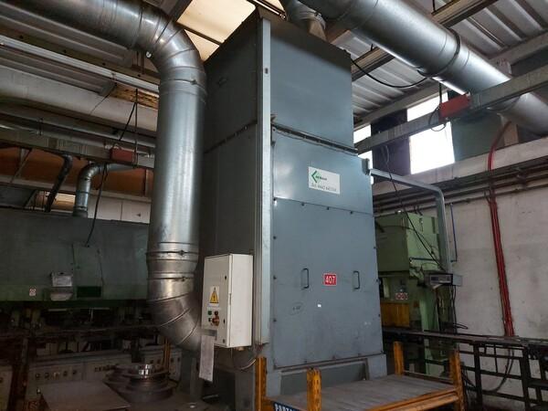 14#6026 Linea con forni Sofind e presse Electromodul in vendita - foto 13