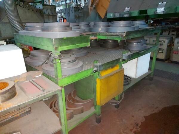 14#6026 Linea con forni Sofind e presse Electromodul in vendita - foto 14