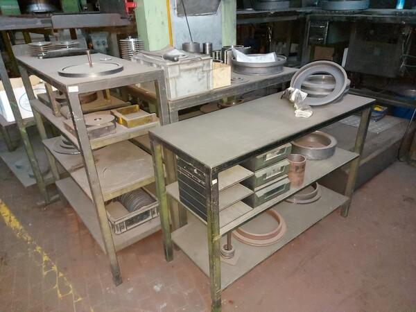 14#6026 Linea con forni Sofind e presse Electromodul in vendita - foto 15