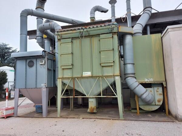 14#6026 Linea con forni Sofind e presse Electromodul in vendita - foto 16