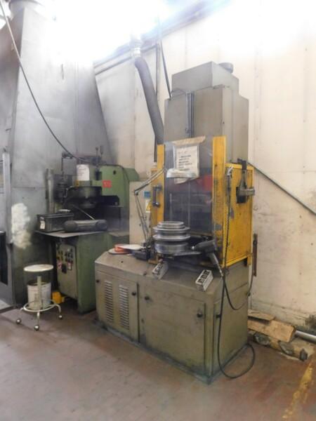 14#6026 Linea con forni Sofind e presse Electromodul in vendita - foto 17