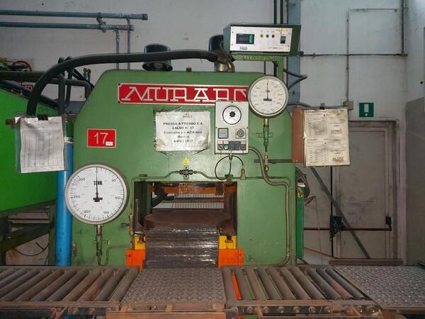 15#6026 Linea con forni Sofind e pressa Arga in vendita - foto 5